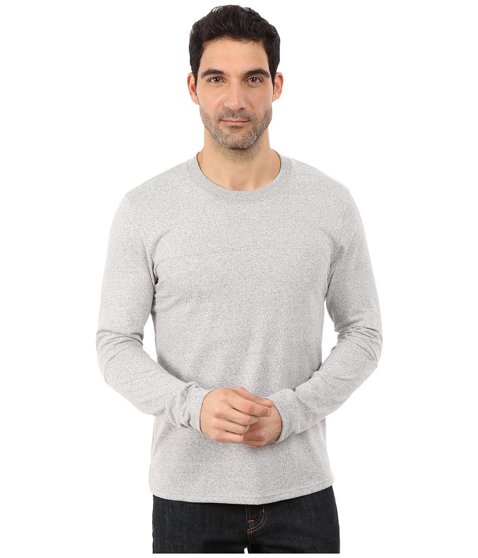 Alternative - Mock Twist Away Game Crew Neck (Eco Mock Nickel) Men's T Shirt