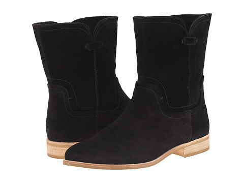 Splendid - Palisade (Black Silky Cow Suede) Women
