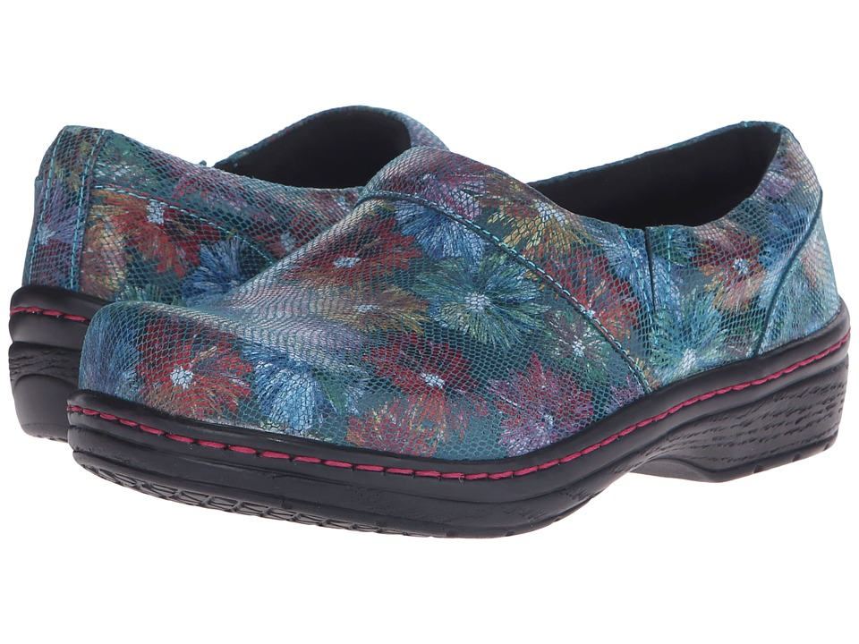 Klogs Footwear - Mission (Multi Daisy) Women's Clog Shoes