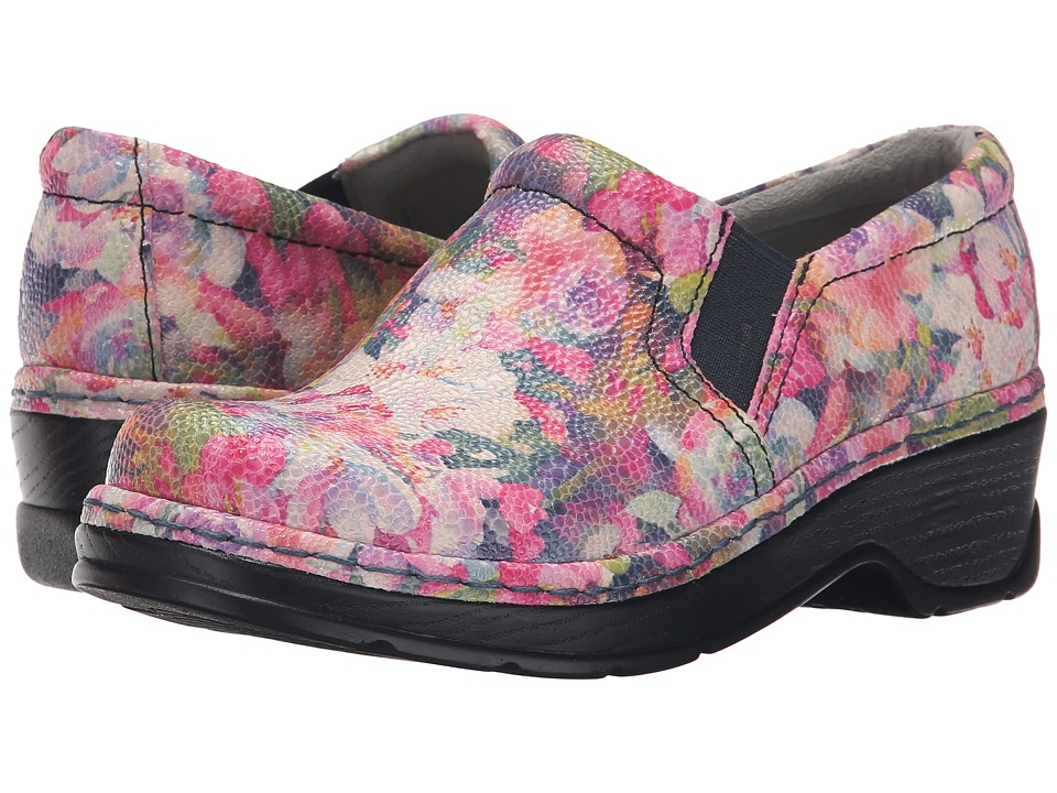 Klogs Footwear - Naples (Rose Garden) Women's Clog Shoes