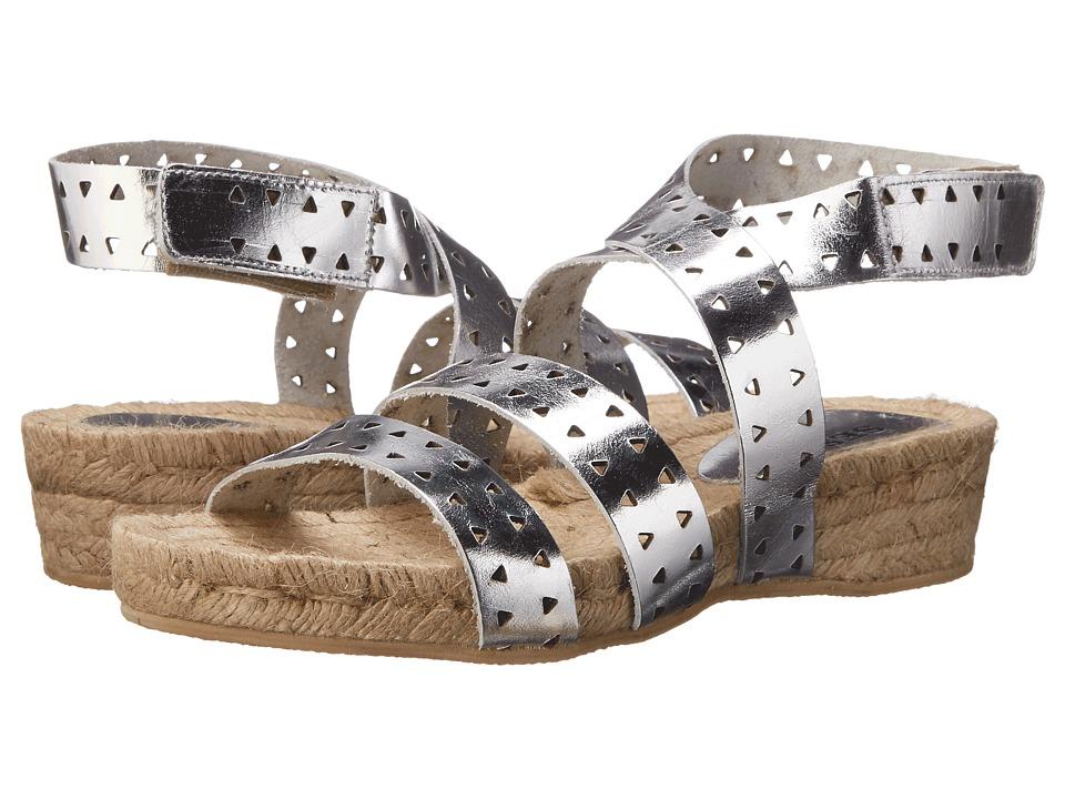 Sesto Meucci - 5300 (Silver Vaqueta Picada) Women's Sandals