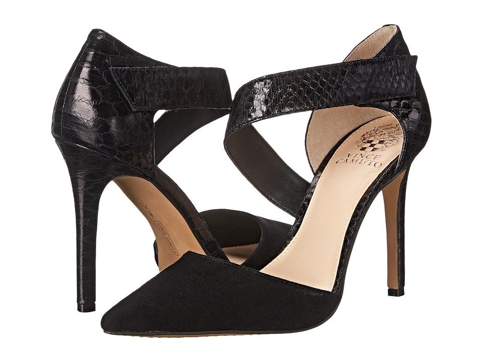 Vince Camuto Carlotte (Black/Black 1) High Heels