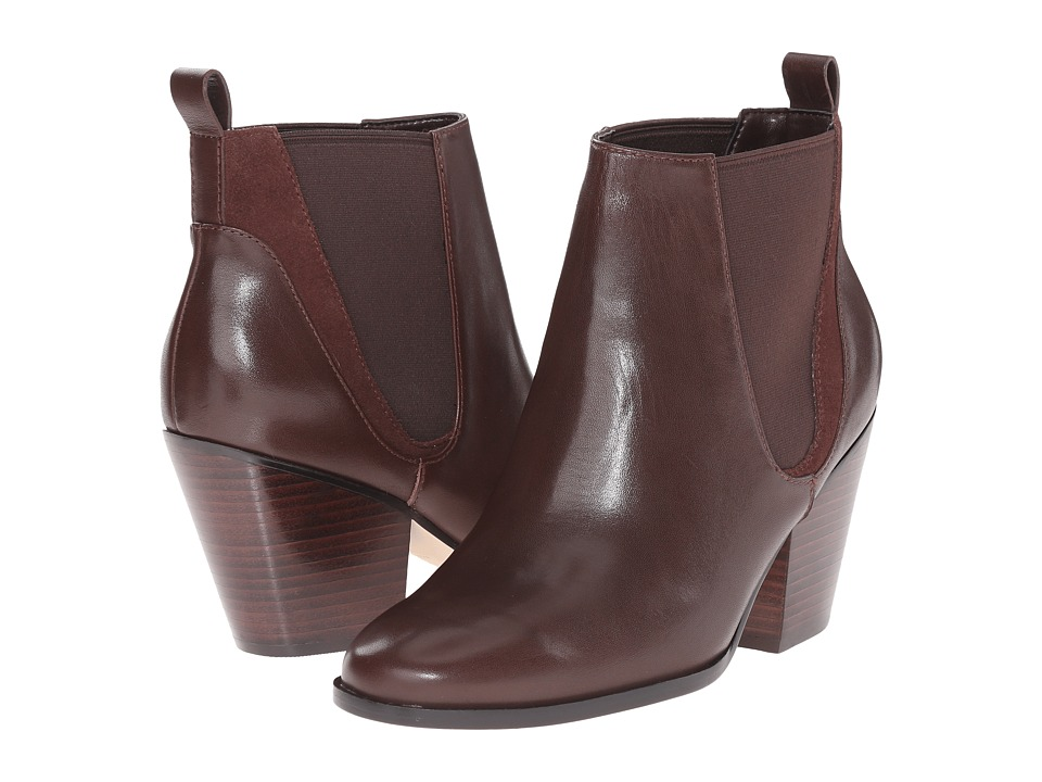 Cole Haan - Tioga Bootie II (Chestnut Leather) Women's Boots