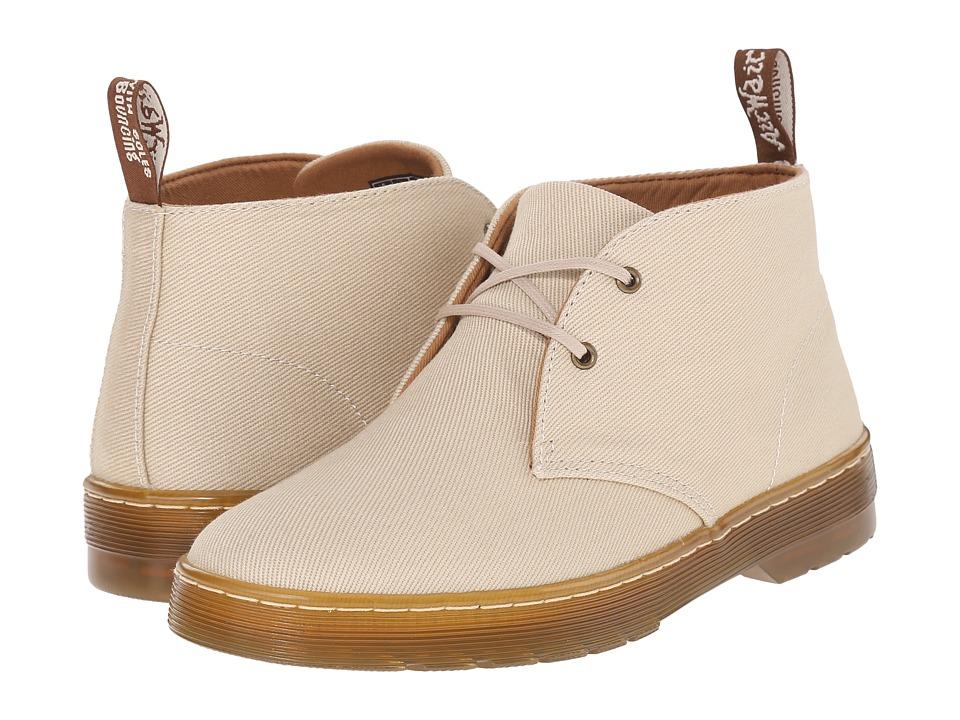 Dr. Martens Daytona Desert Boot (Sand Overdyed Twill Canvas) Women