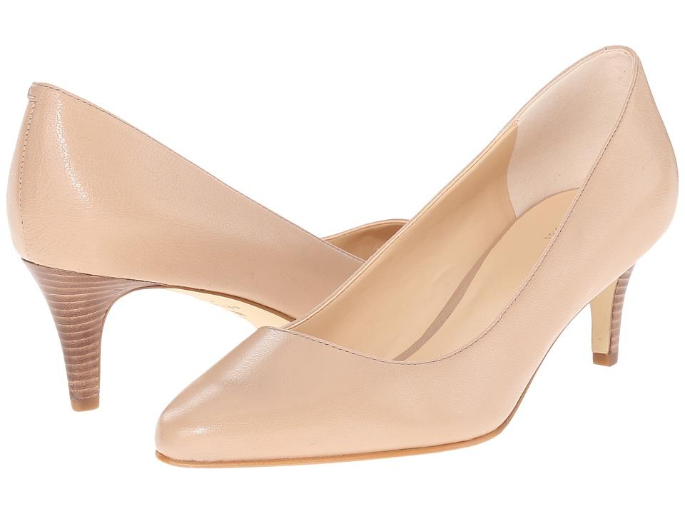 Cole Haan - Lena Mid Pump II (Maple Sugar) Women's 1-2 inch heel Shoes