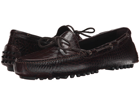 Cole Haan - Gunnison II (Brown Croc) Men