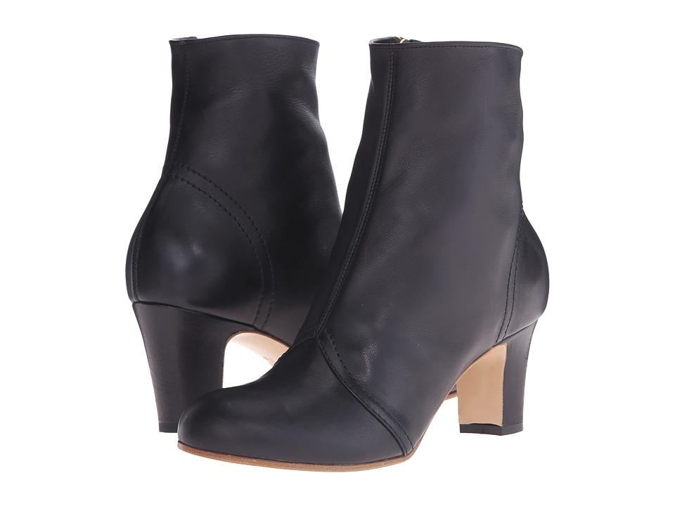 Vivienne Westwood - Granny Ankle Boot (Black) Women's Boots