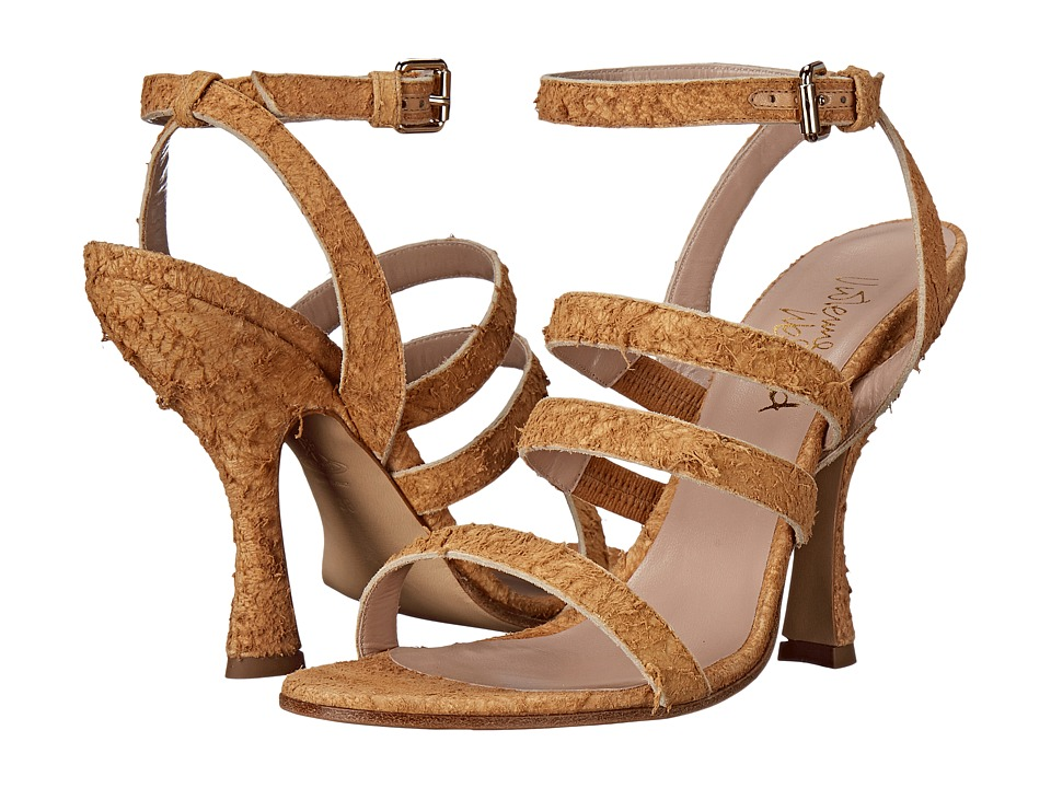Vivienne Westwood - Olly Strappy Sandal (Sand) High Heels