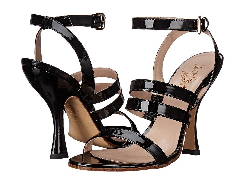 Vivienne Westwood Olly Strappy Sandal (Black) High Heels