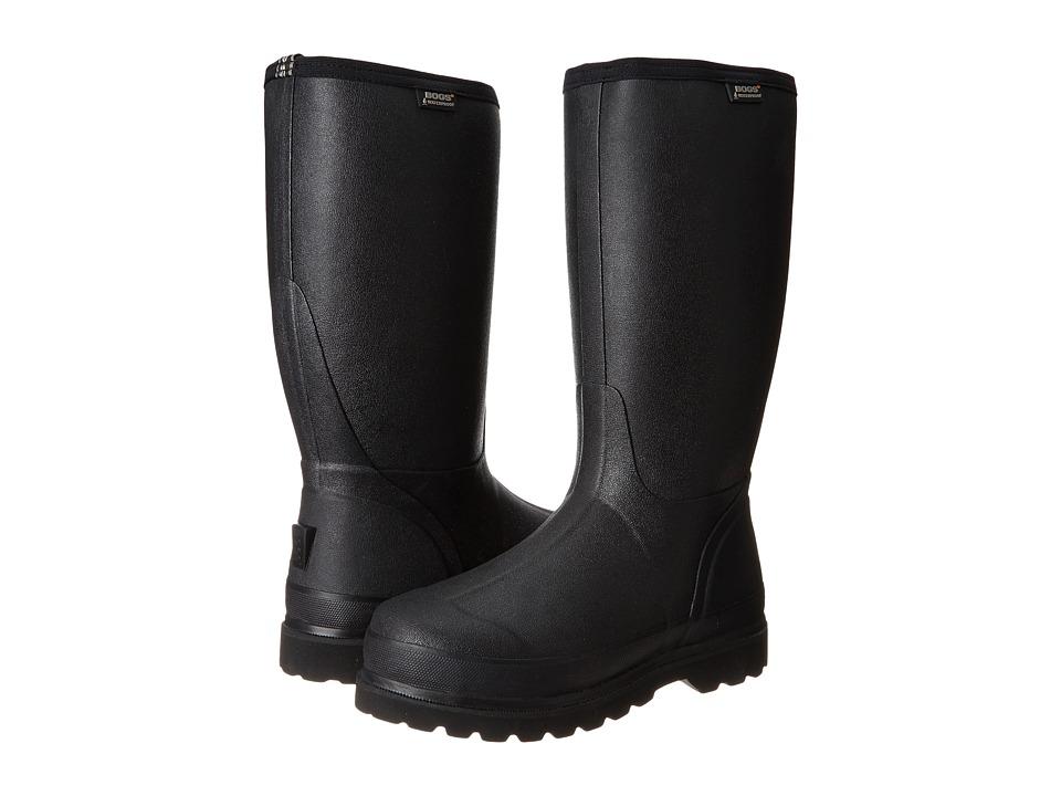 Bogs - Rancher Lite (Black) Men's Shoes