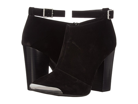 Chinese Laundry - Elise - Anette (Black Nubuck Suede) Women's Boots