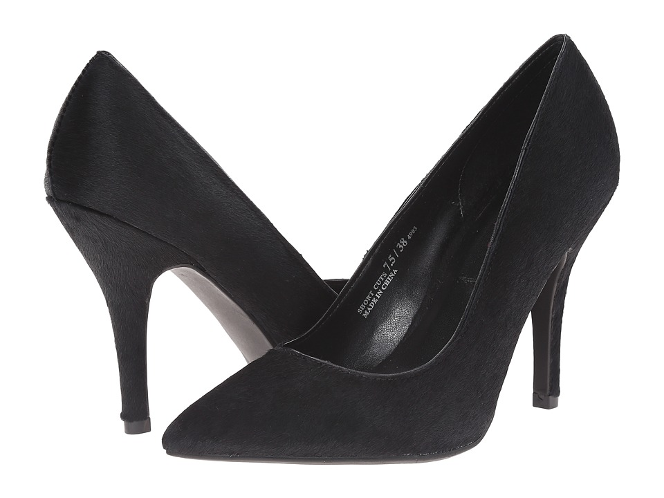 Chinese Laundry - Elise - Short Cuts (Black Pony) High Heels