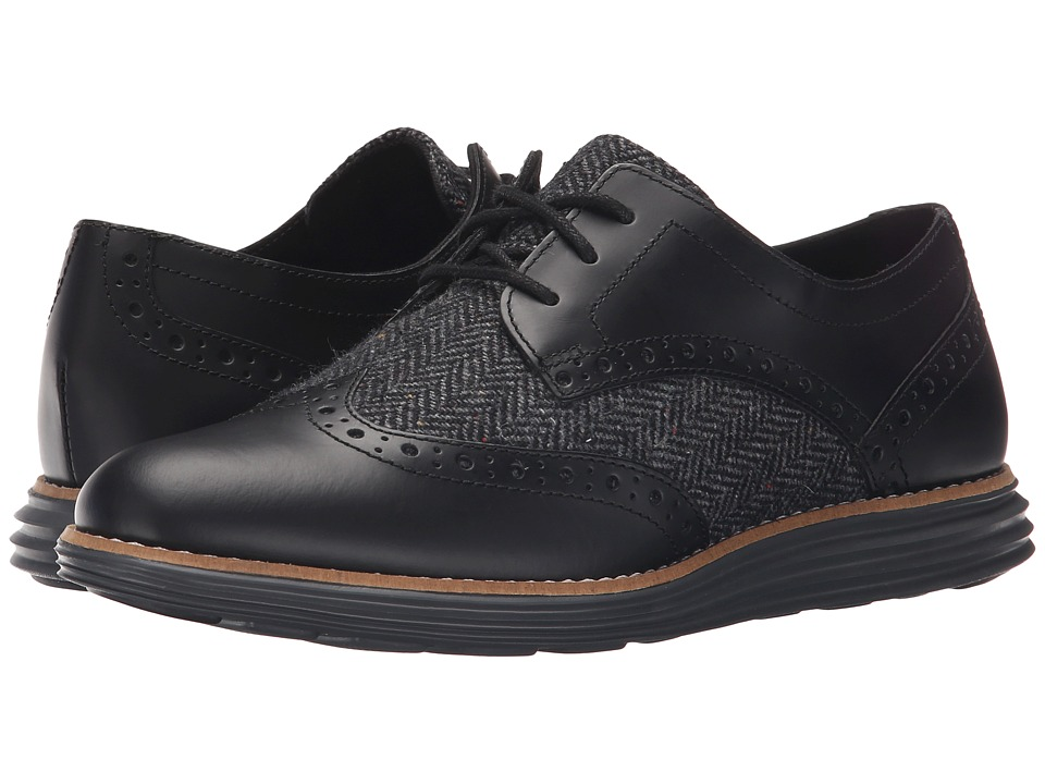 Cole Haan - Original Grand WTIP P112725 (Black/Magnet) Women's Shoes