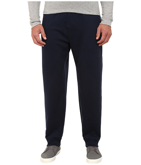 Nautica Big & Tall - Big Tall Chief Value Cotton Pants (Navy) Men