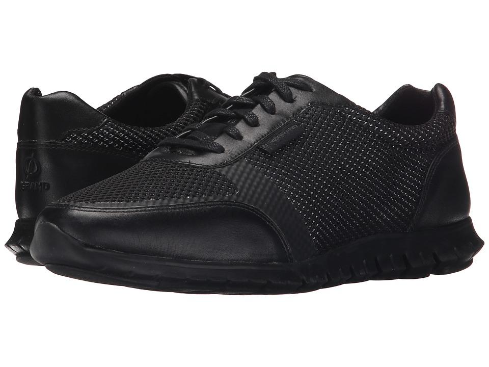 Cole Haan - Zerogrand Classic Sneaker (Black Reflective/Black) Women