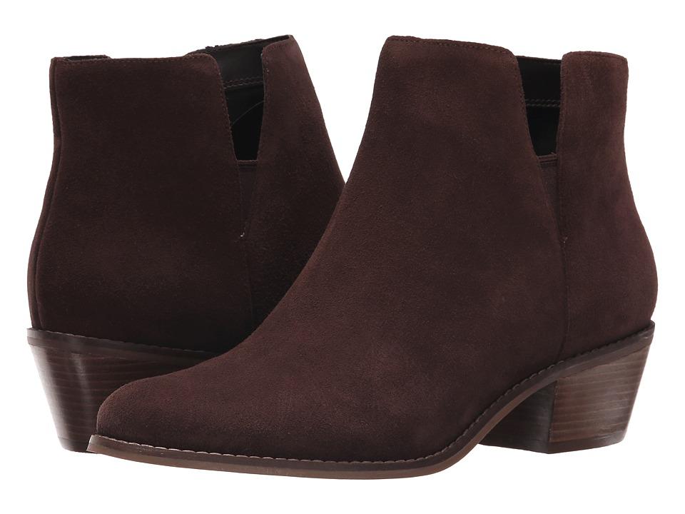 Cole Haan - Abbot Bootie (Chestnut Suede) Women's Boots