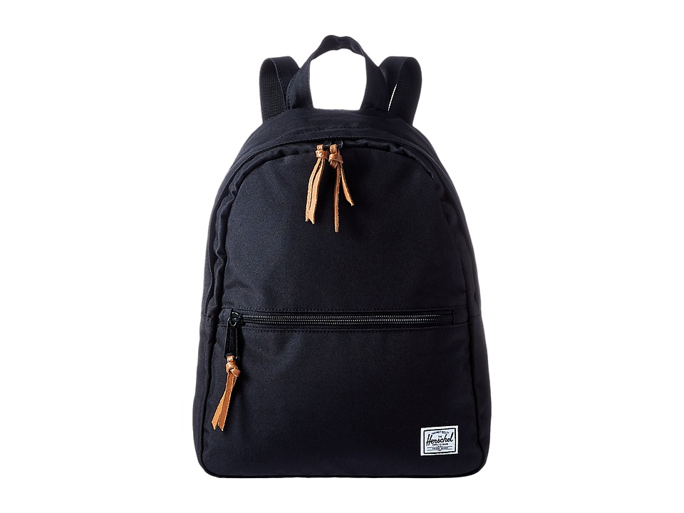 Herschel Supply Co. - Town (Black) Backpack Bags