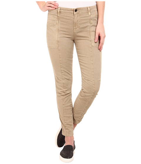 J Brand - Byrnes Skinny Cargo Pants in Quicksand (Quicksand) Women