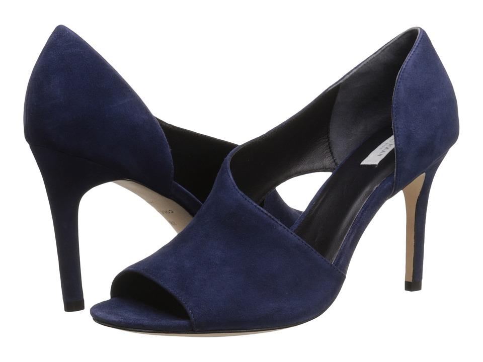 Cole Haan - Viveca (Blazer Blue Suede) High Heels