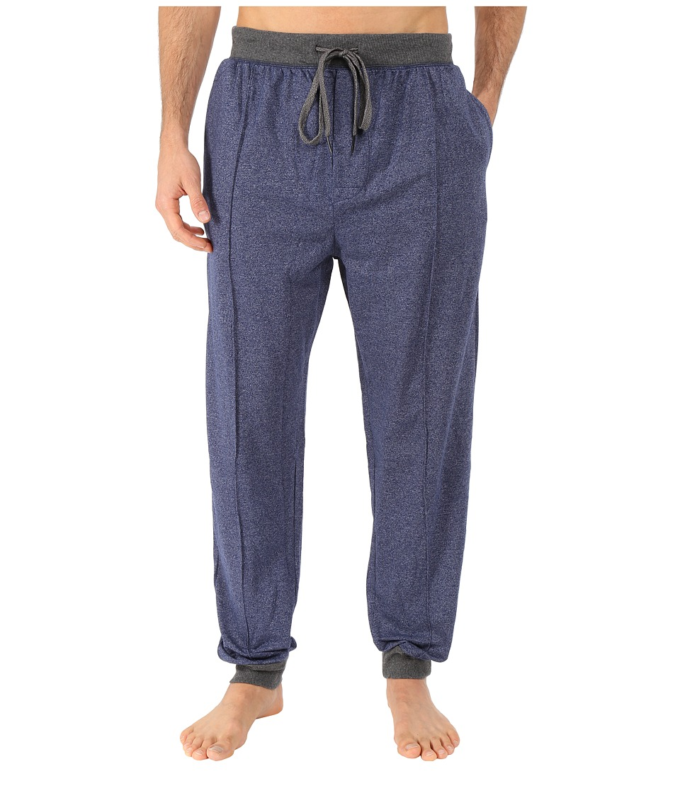 Kenneth Cole Reaction - Lounge Pants (Medieval Blue Fleck) Men