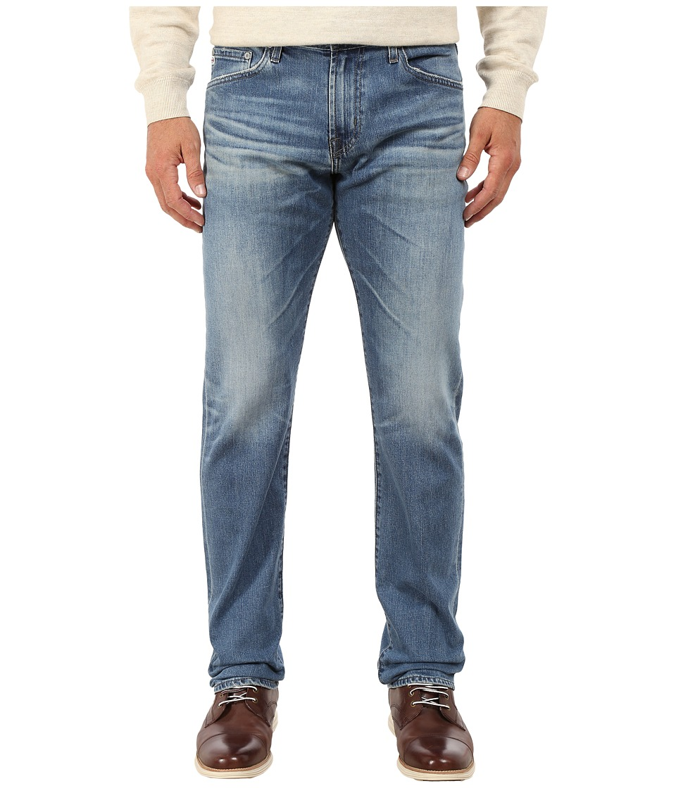 AG Adriano Goldschmied - Graduate Tailored Leg Denim in 14 Years Muir (14 Years Muir) Men's Jeans