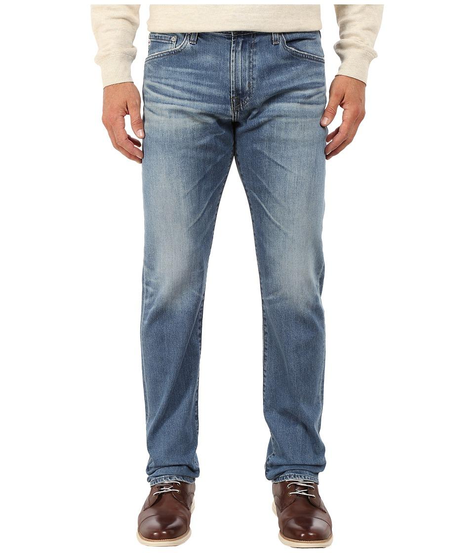 AG Adriano Goldschmied - Graduate Tailored Leg Denim in 14 Years Muir (14 Years Muir) Men's Jeans