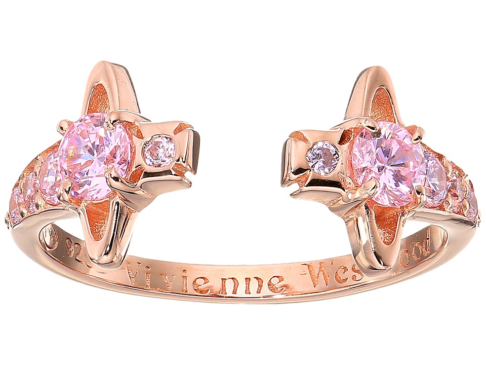 Vivienne Westwood - Reina Ring (Pink) Ring