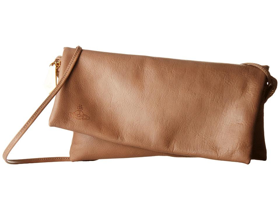 Vivienne Westwood - Braccialini Vivienne's Evening Bag (Grey) Bags