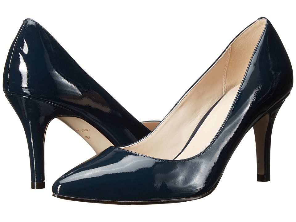 Cole Haan - Juliana Pump 75mm (Blazer Blue) High Heels