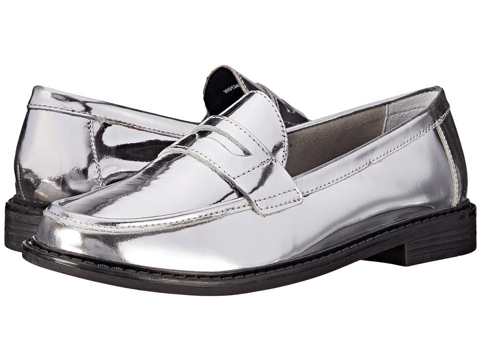 Cole Haan - Pinch Campus (Argento Metallic) Women's Slip on Shoes