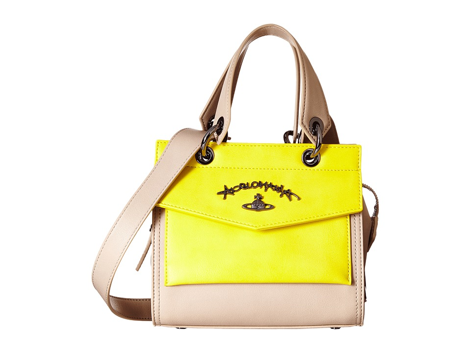 Vivienne Westwood - Braccialini Zoomania Bags Shopping (Taupe) Bags