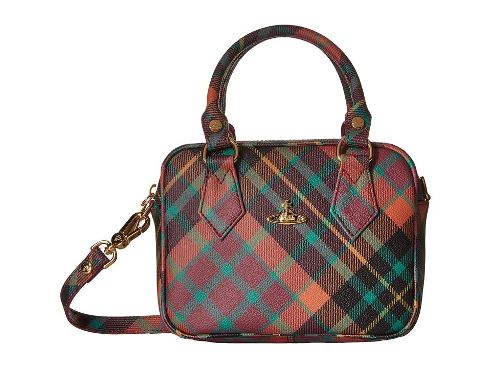Vivienne Westwood - Braccialini Derby Handbag (Mac Henry) Satchel Handbags