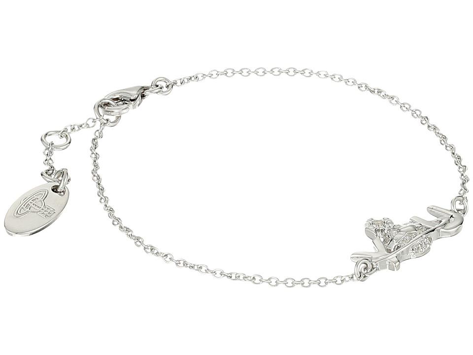 Vivienne Westwood - You Bracelet (Cubic Zirconia) Bracelet