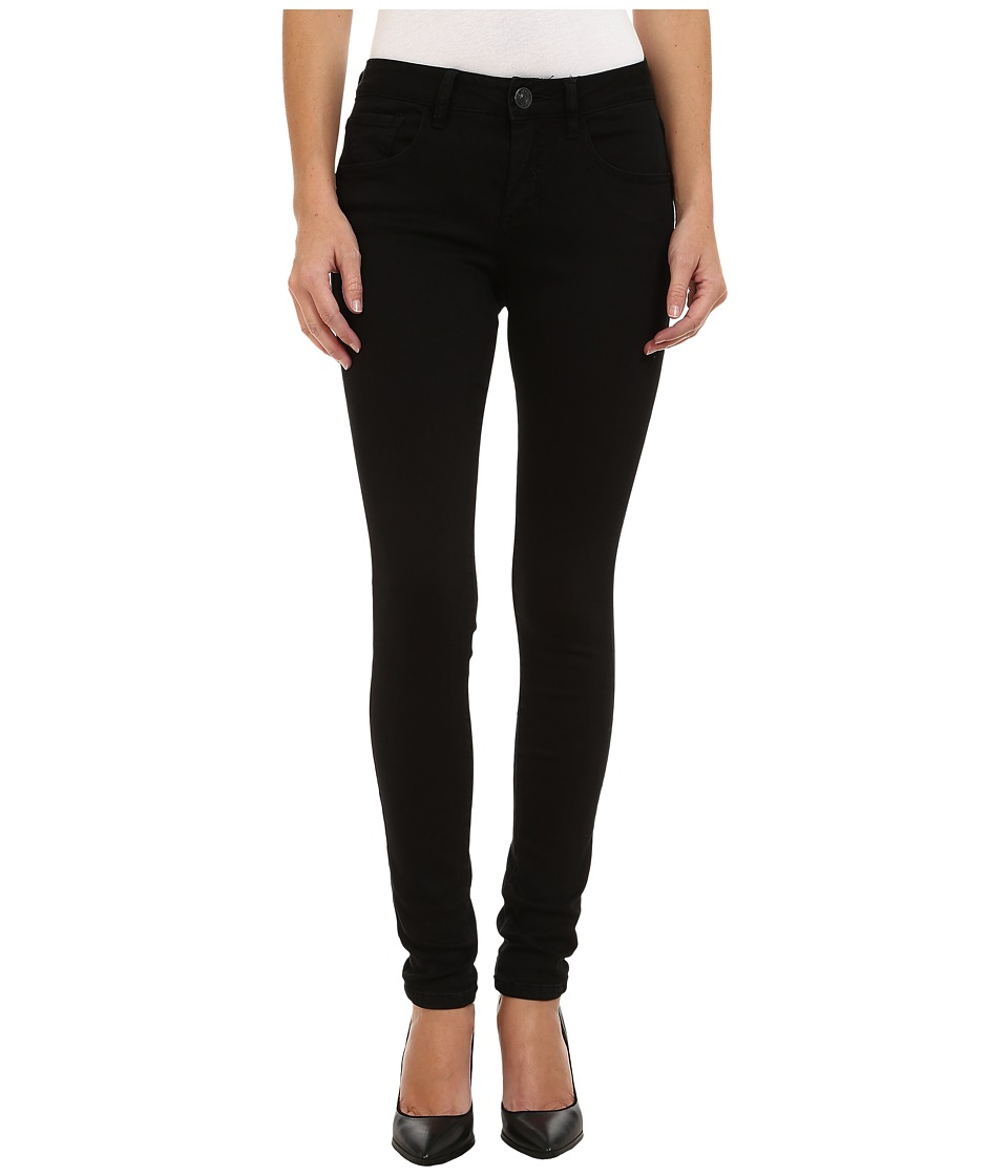 Jag Jeans - Westlake Mid Rise Skinny Republic Denim in Black (Black) Women's Jeans