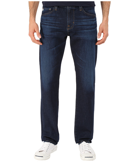 AG Adriano Goldschmied - Graduate Tailored Leg Denim in Sequoia (Sequoia) Men's Jeans