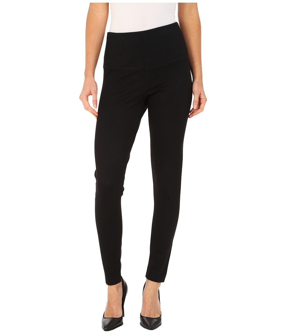 Jag Jeans - Huxley High Rise Leggings in Twill Ponte (Black) Women's Casual Pants