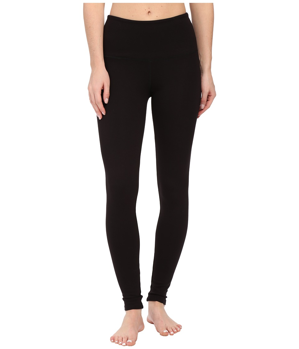 Jag Jeans - Huxley High Rise Leggings in Double Knit Ponte (Black) Women's Casual Pants