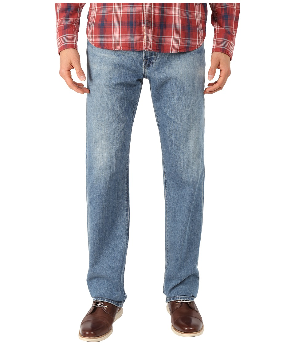 AG Adriano Goldschmied - Prot g Straight Leg Denim in Harlan (Harlan) Men's Jeans