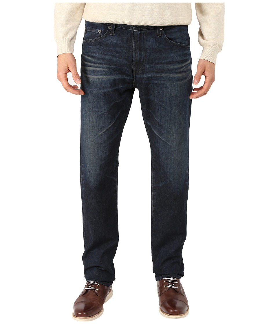 AG Adriano Goldschmied - Graduate Tailored Leg Denim in 7 Years Falling Water (7 Years Falling Water) Men's Jeans