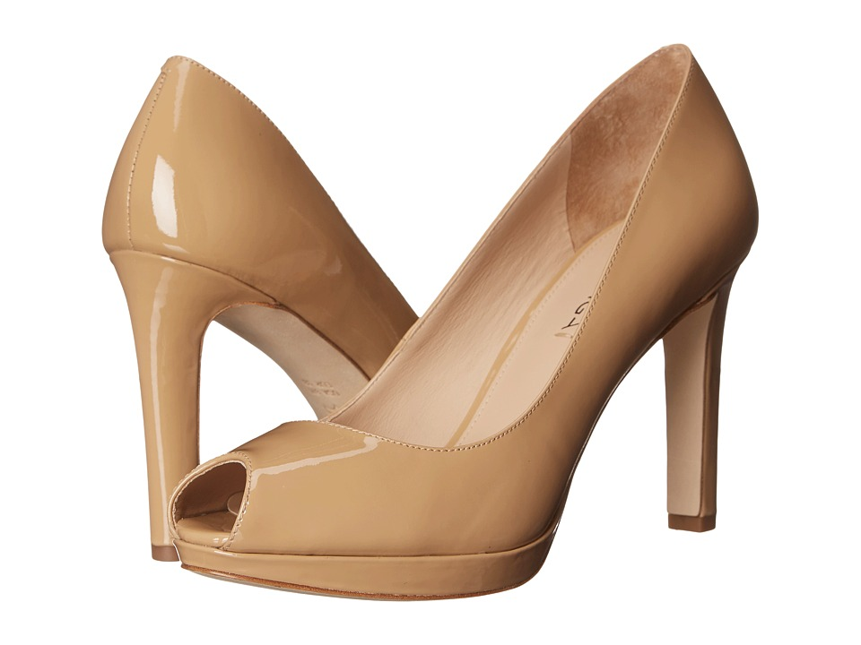 Via Spiga - Brandy (Nude Chicago Patent Leather) High Heels