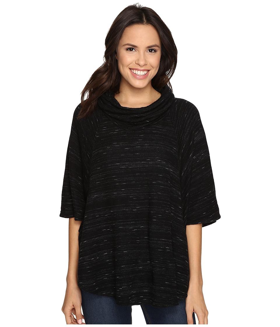 Joie - Stina 6213-T3062 (Heather Charcoal) Women's T Shirt