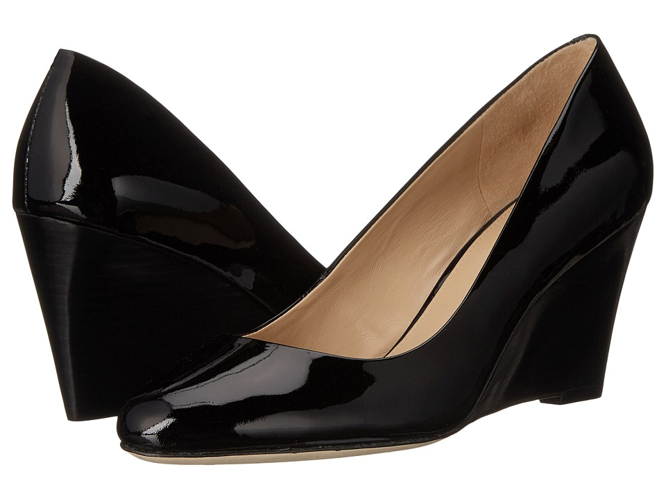 Via Spiga - Pamina (Black Patent) Women