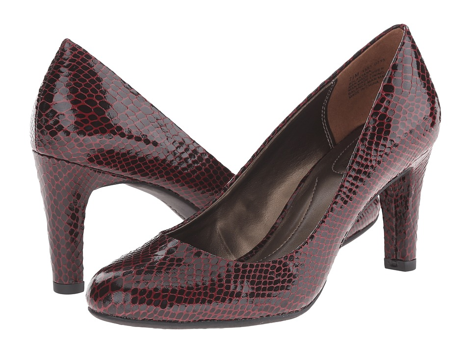 Bandolino Lantana (Wine Synthetic) High Heels