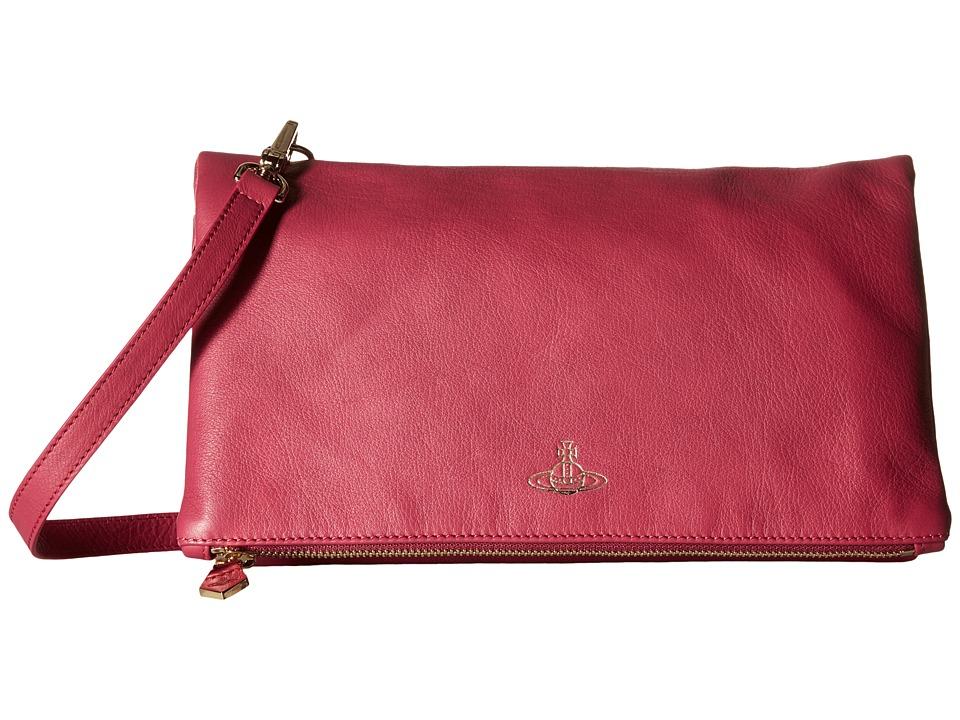 Vivienne Westwood - Spencer (Fuchsia) Cross Body Handbags