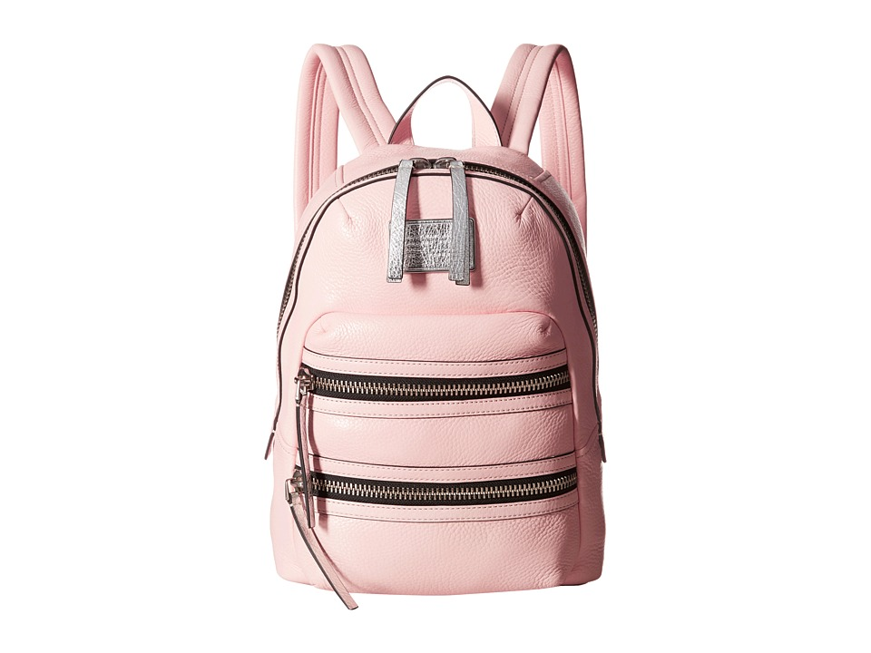 Marc by Marc Jacobs - Domo Biker Backpack (Pearl Blush) Backpack Bags