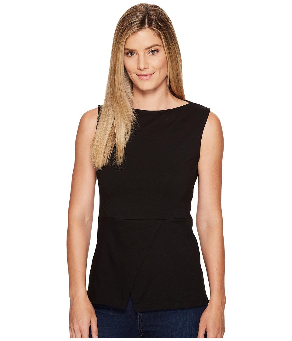 FIG Clothing - Odo Top (Black) Women's Clothing