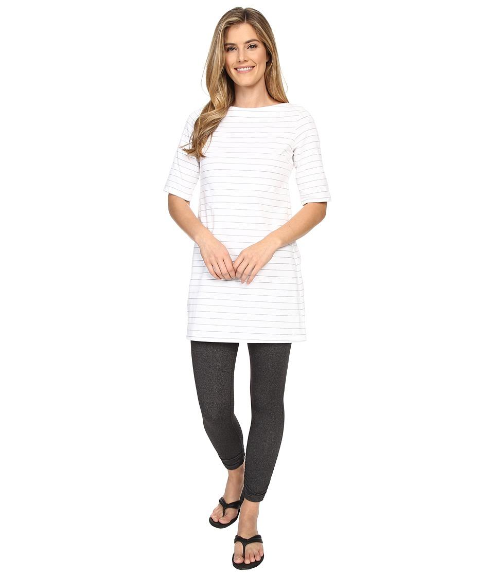 FIG Clothing - Aja Top (White) Women's Dress