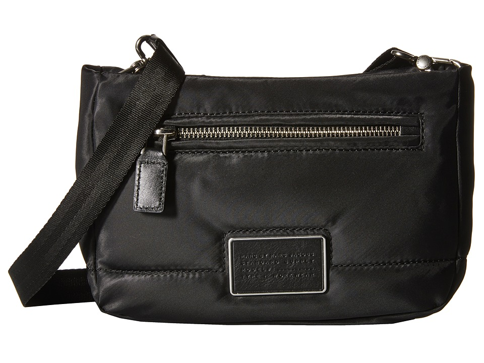 Marc by Marc Jacobs - Palma Percy (Black) Cross Body Handbags
