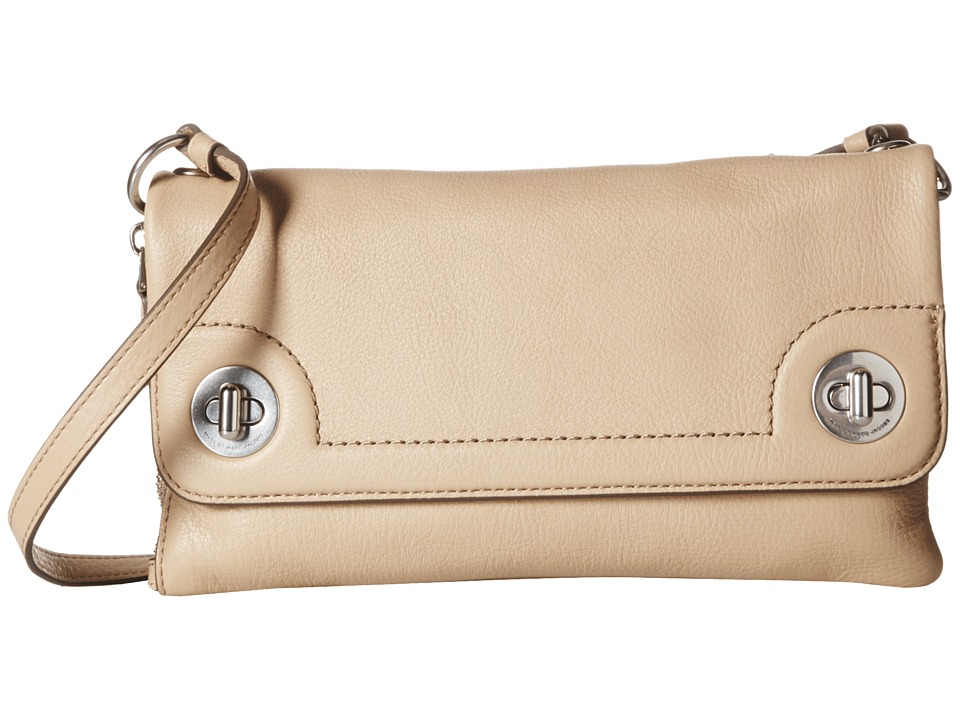 Marc by Marc Jacobs - Twilo (Cameo Nude) Cross Body Handbags