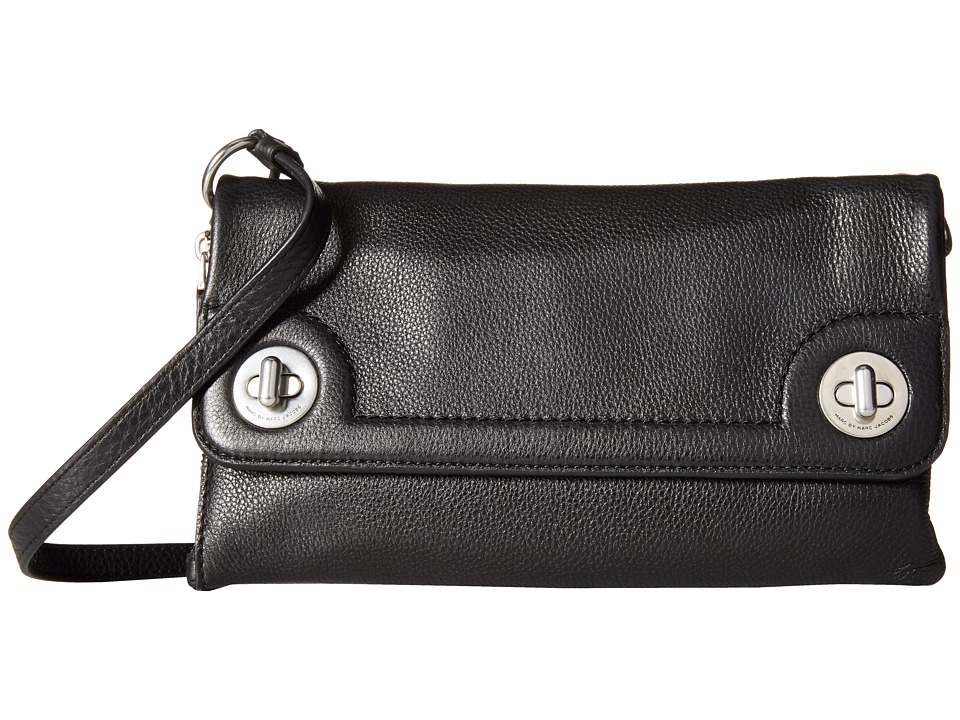 Marc by Marc Jacobs - Twilo (Black) Cross Body Handbags